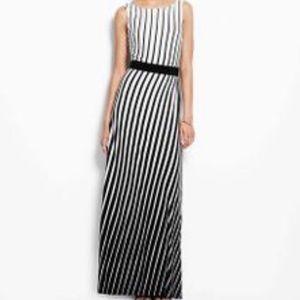 Ann Taylor Belted Dress